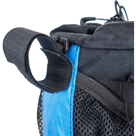 Revelate Designs Mountain Feedbag Bolsa de manillar, blue